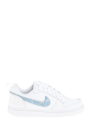 Nike Court Borough Low Beyaz